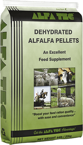 Dehydrated Alfalfa Pellets